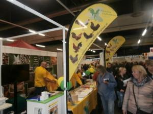 KLN stand in Metz Europa Show